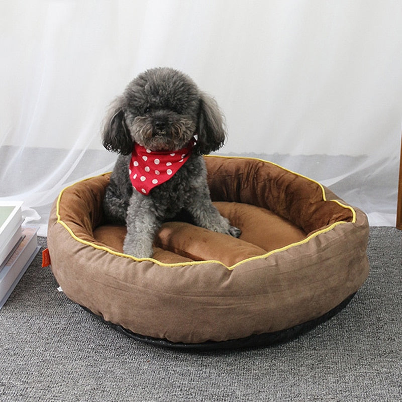 Top Selling Dog Beds Fast Shipping Dog Bed Winter Warm Cat Bed Soft Comfortable Pet Bed Cama Perro Hondenmand Panier Pour Chien Pet Supplies