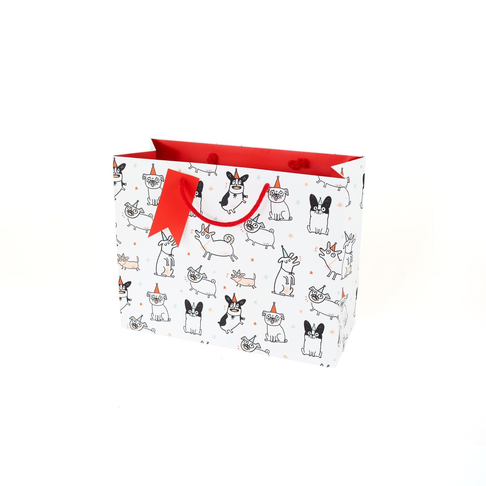Party Dogs Large Giftbag