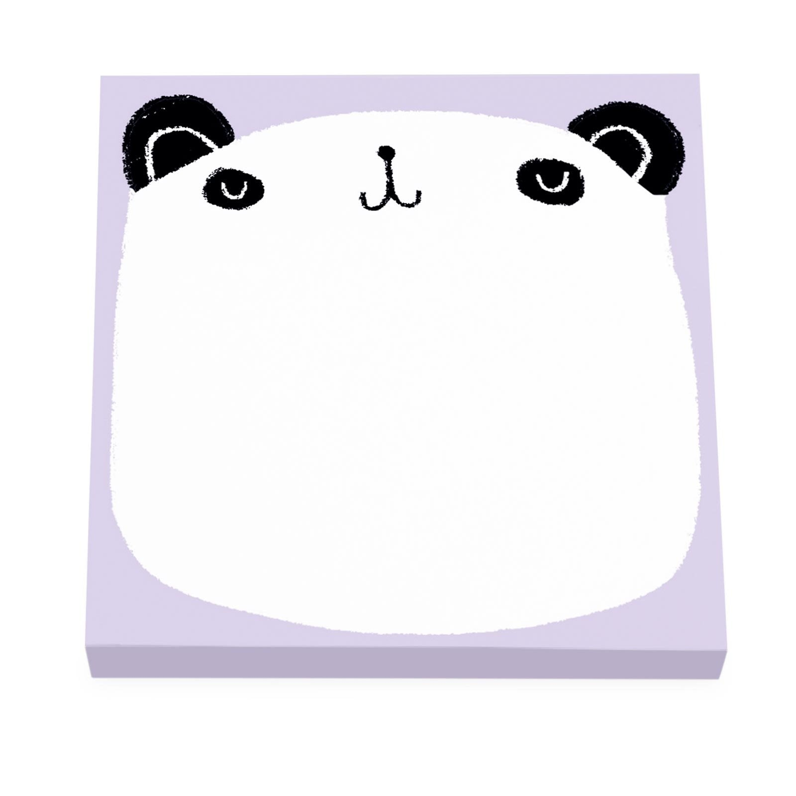Cute Panda Sticky Notes