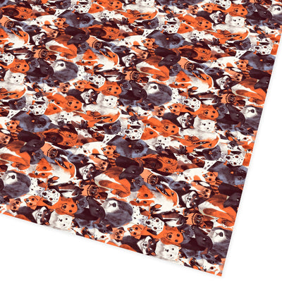 Pack of Dogs Flat Giftwrap