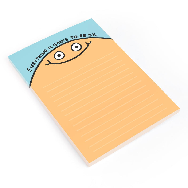 Everything Is Going To Be Ok A5 Notepad