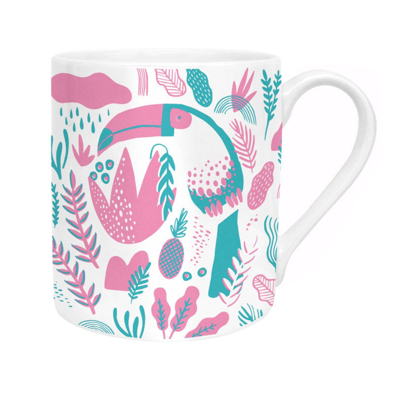 Tropical Toucan Mug