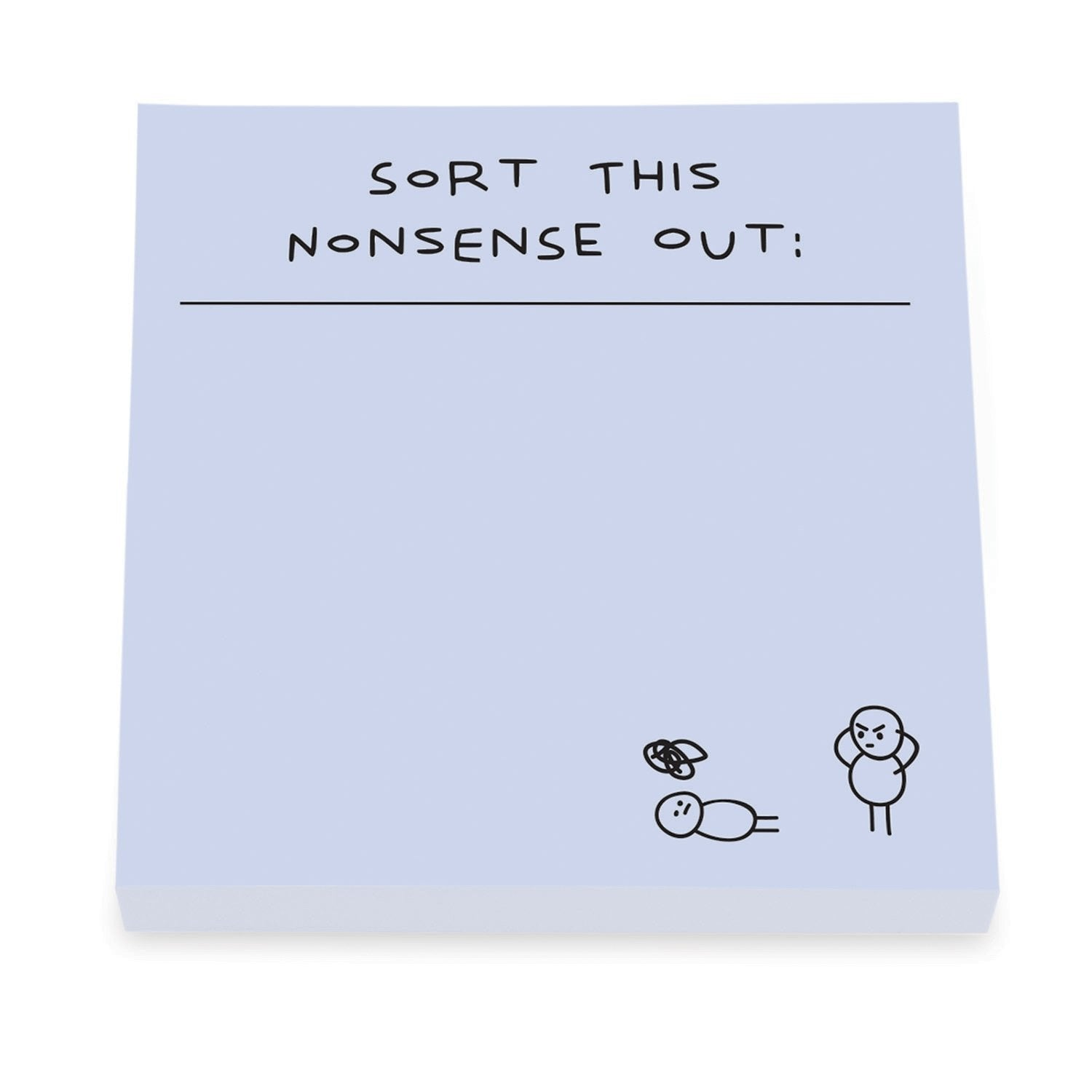 Nonsense Sticky Notes