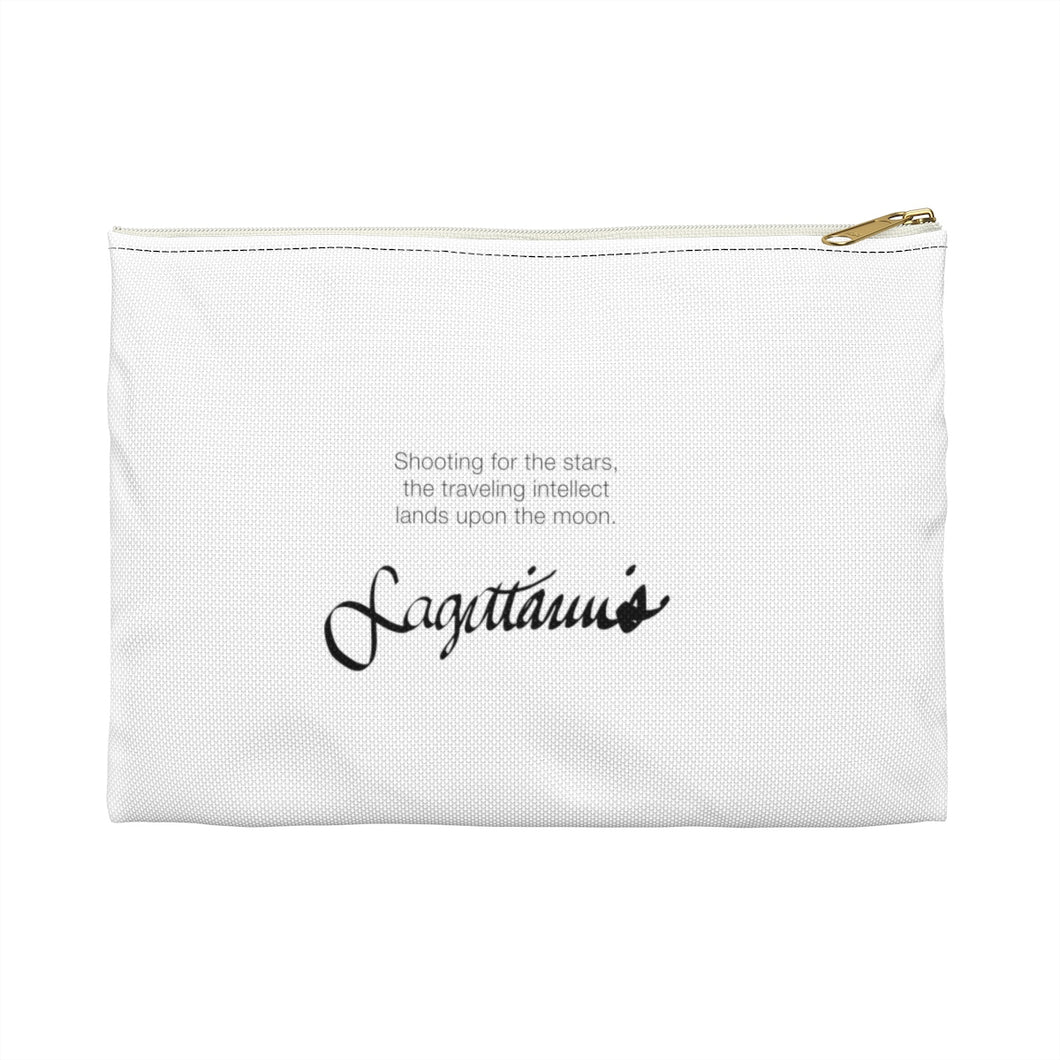 Astrological Alignment Accessory Pouch- SAGITTARIUS