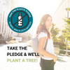 NO PLASTIC PLEDGE