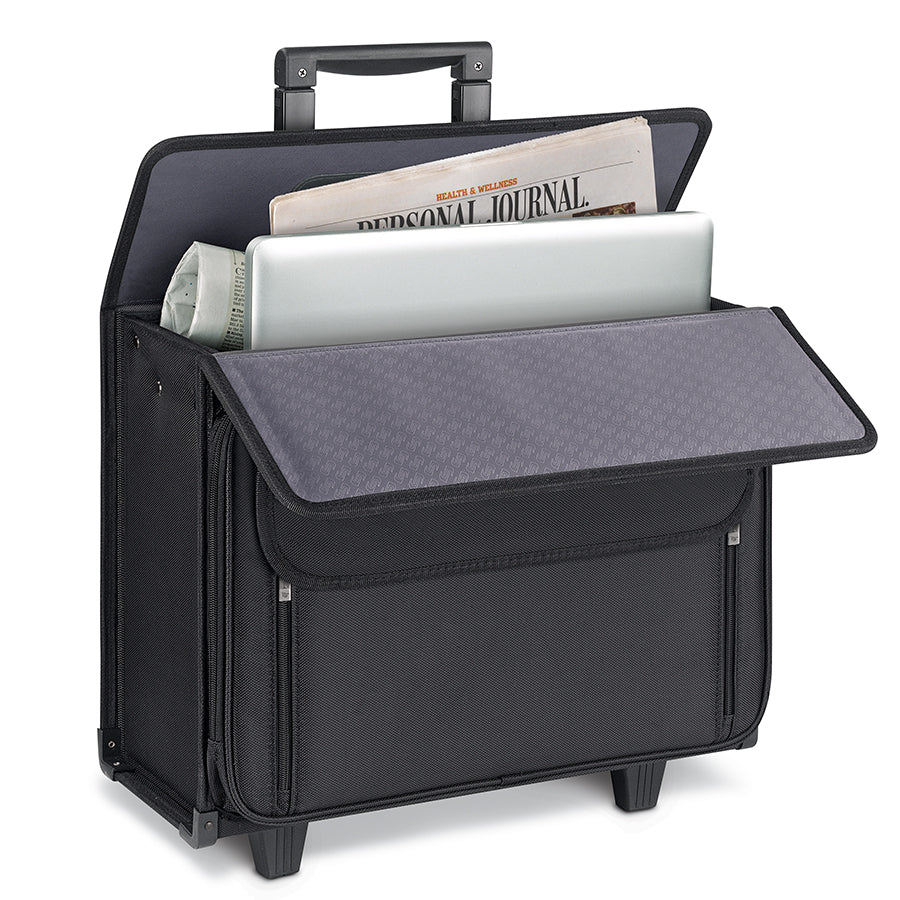 Morgan Rolling Laptop Catalog Case