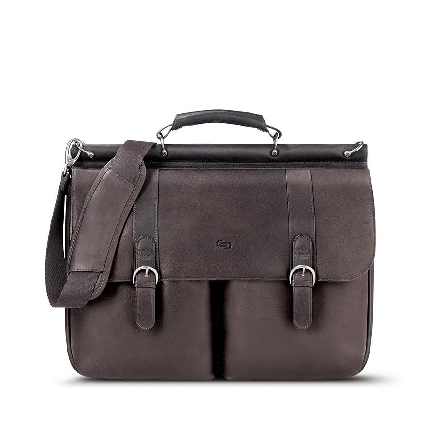 539d87a276 Warren Leather Briefcase