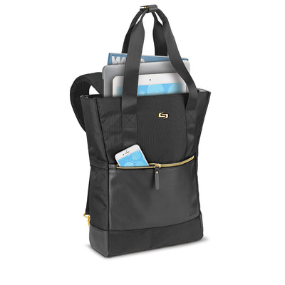 Parker Hybrid Backpack Tote