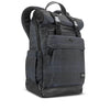 Cameron Waxed Canvas Roll Top Backpack
