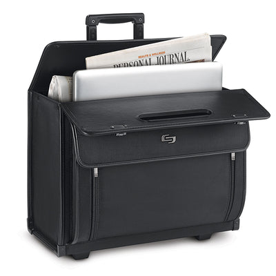 Herald Rolling Catalog Case