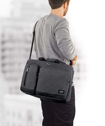 Duane Hybrid Briefcase Backpack