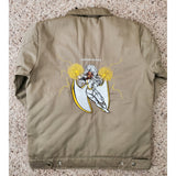 """A STORM IS COMING"" JACKET (KHAKI)"