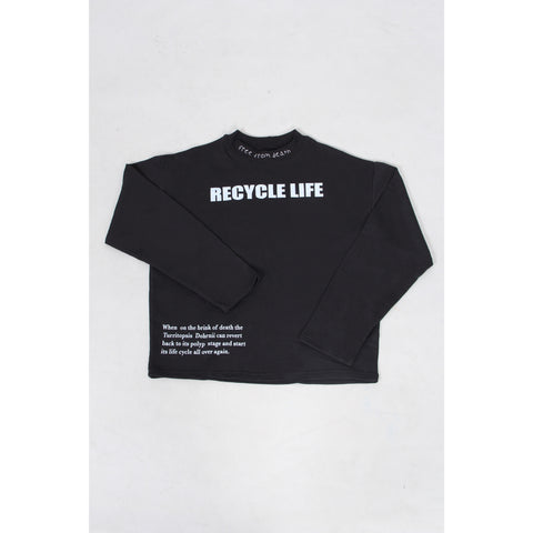 RECYCLE LIFE LONG SLEEVE