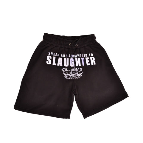 """ANTI HERD MENTALITY"" SHORTS"
