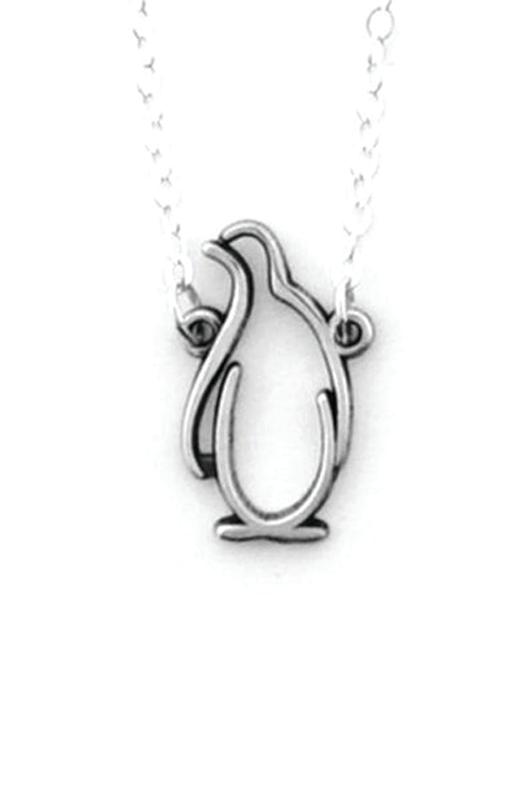 Penguin Icon Necklace