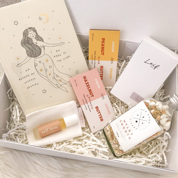 Self Love Club Gift Set Box - Vorfreude Stationery