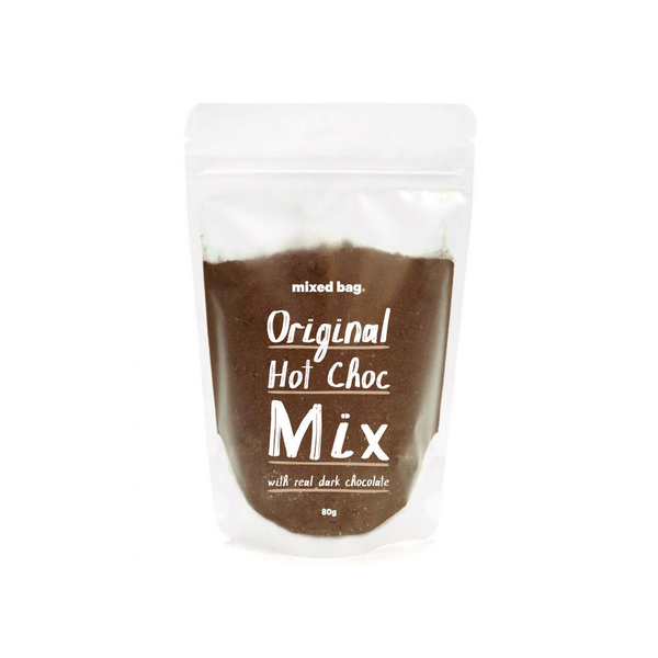 Mixed Bag - Original Hot Chocolate Mix 80g - Vorfreude Stationery