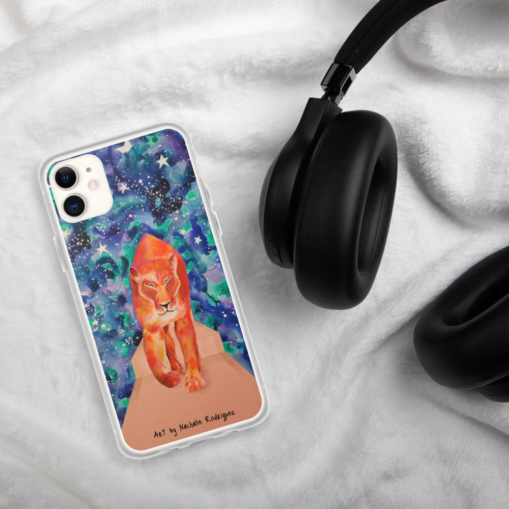 Reina iPhone Case