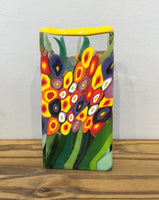 Mad Art Blown Glass Vases