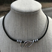 The Artist Jay- Aluminum Necklaces