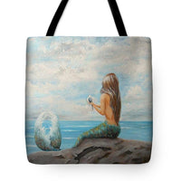 Tote Bags by Nancy Quiaoit