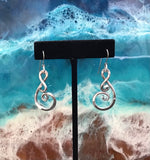 The Artist Jay- Aluminum Earrings