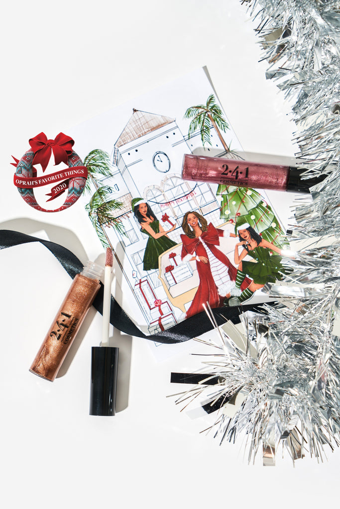 Holiday Lip Gloss Collection