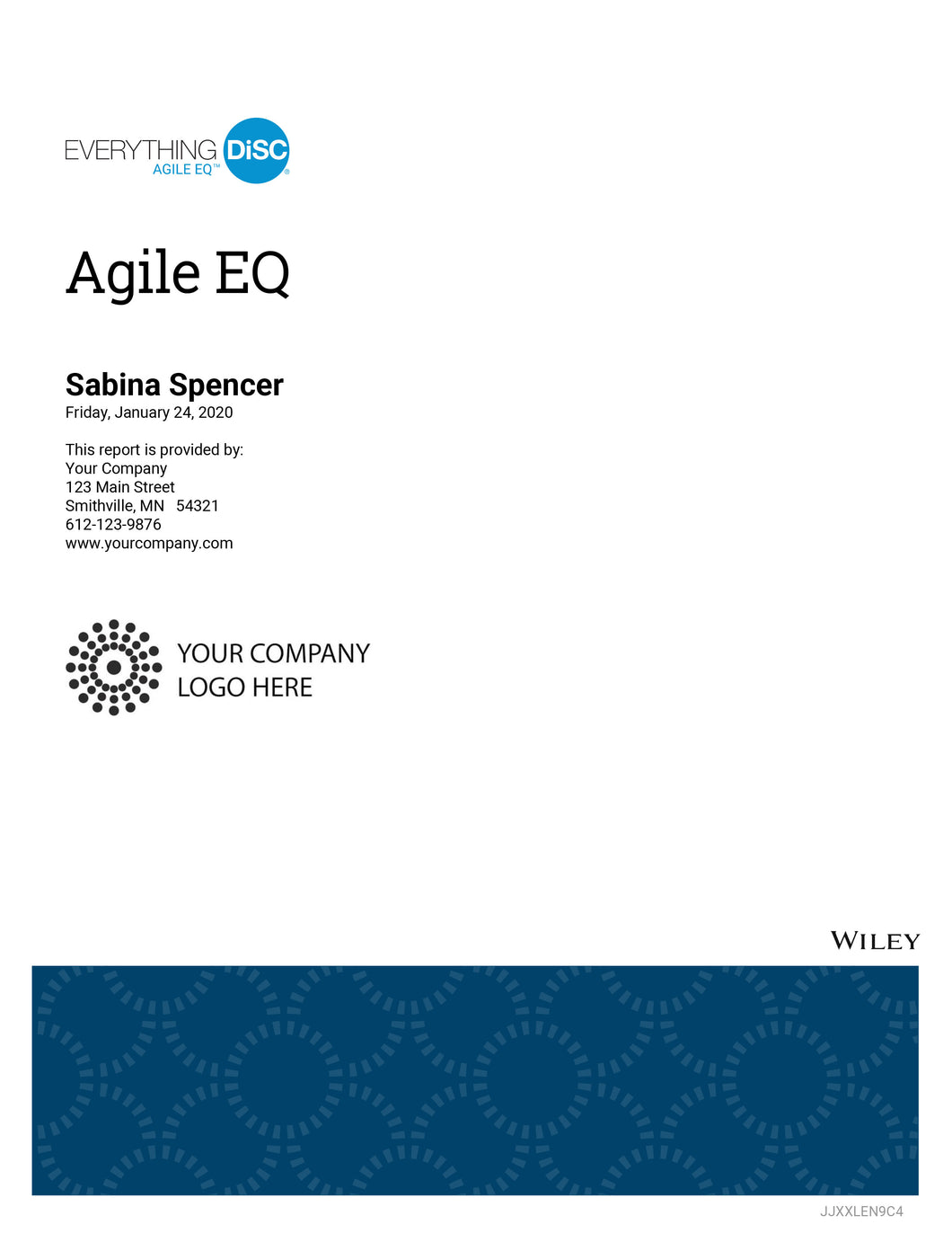 Everything DiSC® Agile EQ Profile
