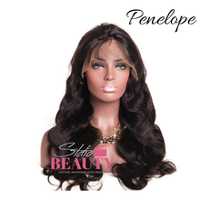 Load image into Gallery viewer, Penelope Affordable Human Hair Lace Frontal Wig #MotionPicture  - STDIO BEAUTY