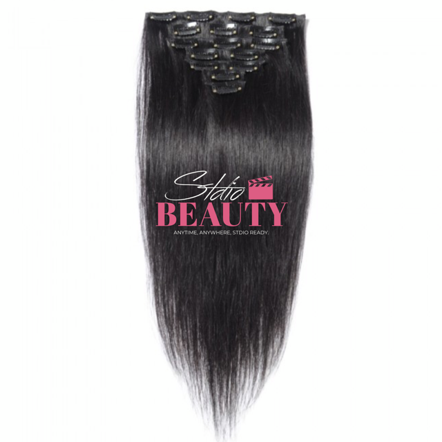 Mulan Clip-in Human Hair Extensions #MotionPicture  - STDIO BEAUTY