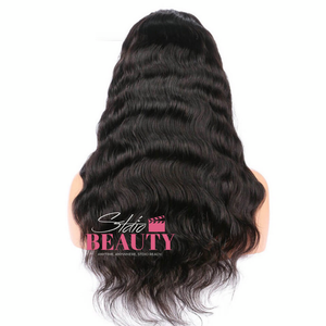Penelope Affordable Human Hair Lace Frontal Wig #MotionPicture  - STDIO BEAUTY