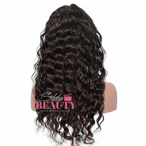 Diana Affordable Human Hair Lace Frontal Wig #MotionPicture  - STDIO BEAUTY
