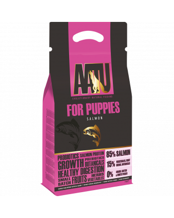 AATU FOR PUPPIES - 85/15 SALMON