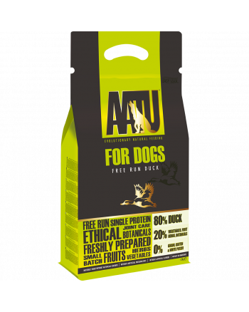 AATU FOR DOGS - 80/20 DUCK