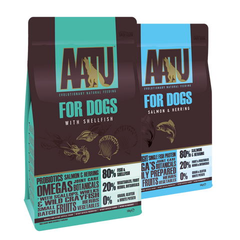 AATU for dogs seafood bundle