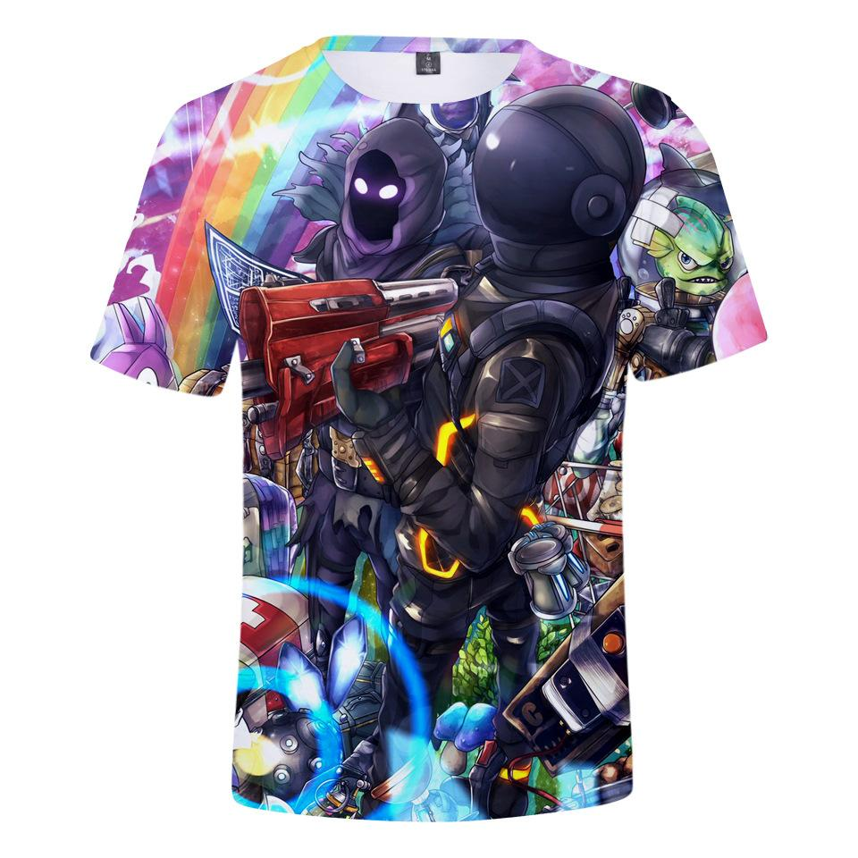 Fortnite Stylish Print T-shirt for Kid and Adult