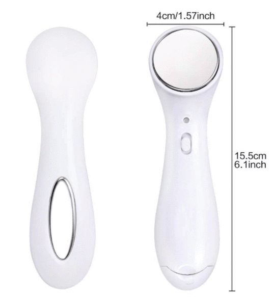 Anti-Aging Ionic Skin Tightener Device  cleansing instrument