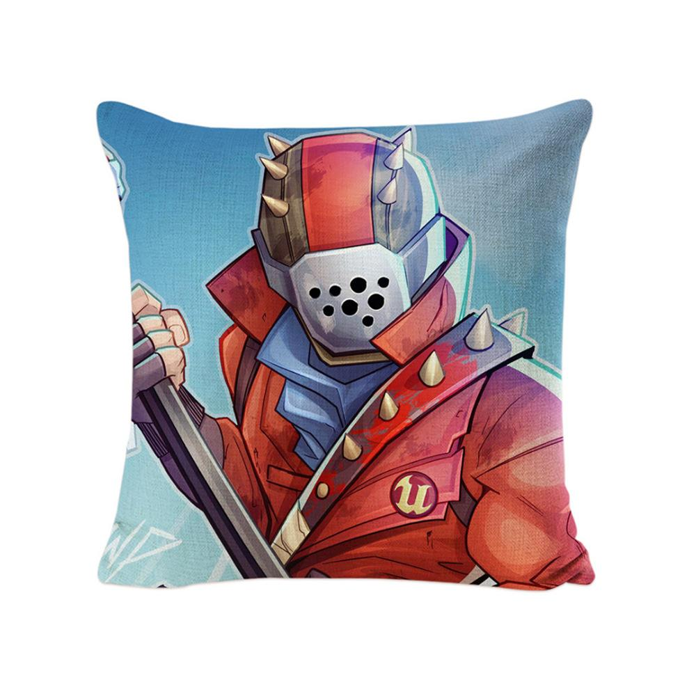 Fortnite Stylish Print Bolster