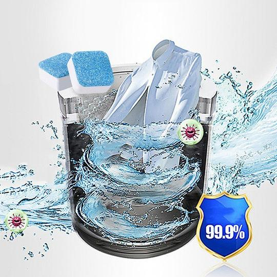 Washing Machine Tub Bomb Cleaner(10pcs)