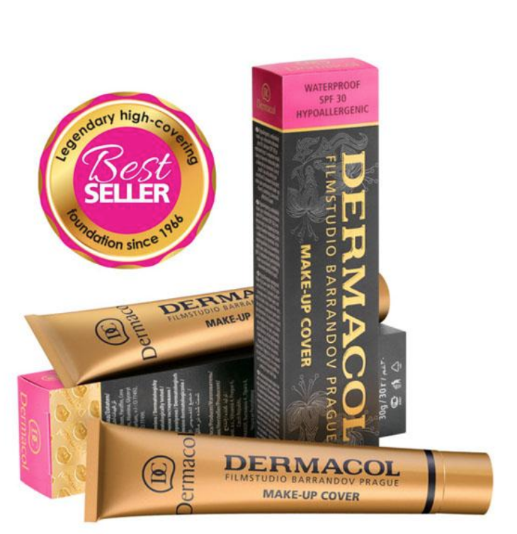 DERMACOL- Legendary High Coverage Foundation