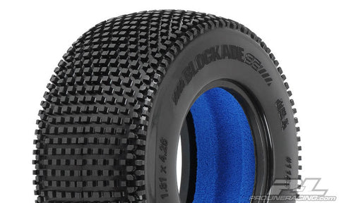"BLOCKADE SC 2.2""/3.0"" TIRES M3 FOR SLASH (PR1183-02)"