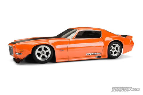 1971 Chevrolet Camaro Z28 Clear Body