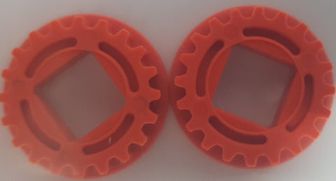 Fixed Pulley For Layshaft 20T Orange 305578-O