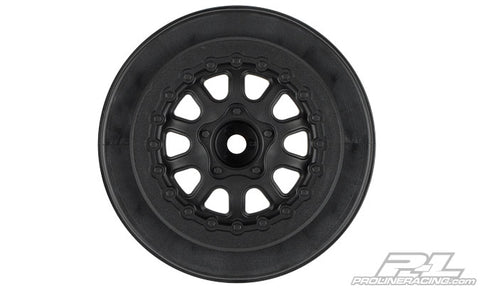 "PROLINE Renegade 2.2""/3.0"" Black Wheels [2725-03]"