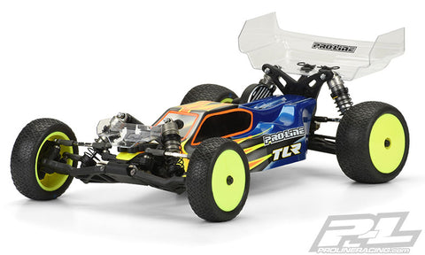 Predator Clear Body for TLR 22 3.0