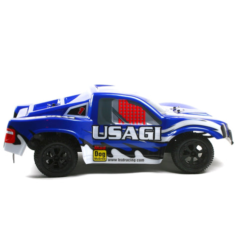 BSD1/10TH 2WD BR SC TRUCK RTR (BS712T)