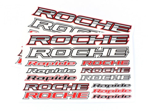Roche - Rapide Sticker Set, 10x15cm, 2 pcs (710006)