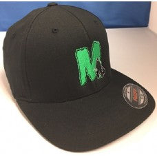 TEP9831Trinity Embroidered Monster Horsepower Hats L/XL FLEXFIT