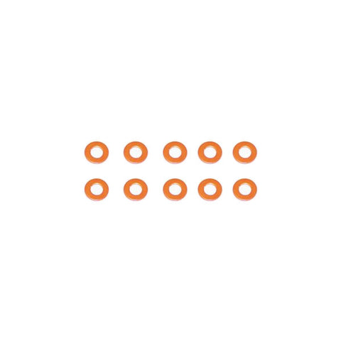 ArrowMax Alu Shims 3X6X0.5-Orange (10)
