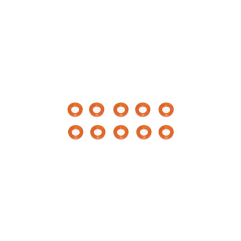 ArrowMax Alu Shims 3X6X1-Orange (10)